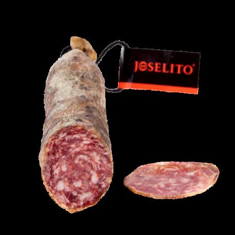 Salchichon JOSELITO 1/2 pieza de 600 gramos aproximados