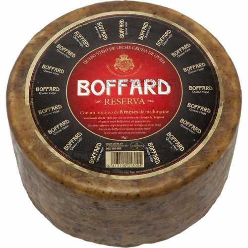 Queso BOFFARD Reserva Puro de Oveja 3kg Entero
