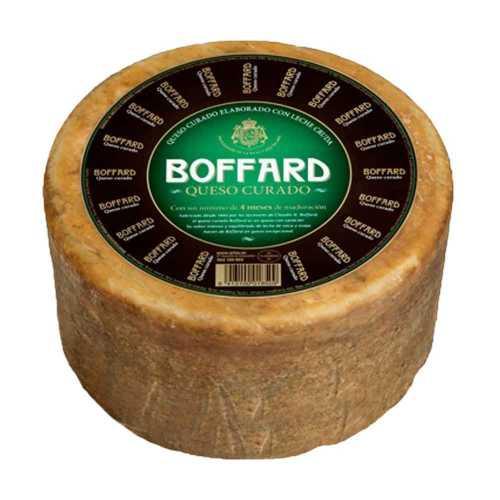 Queso BOFFARD Artesano 3-3,5kg Entero