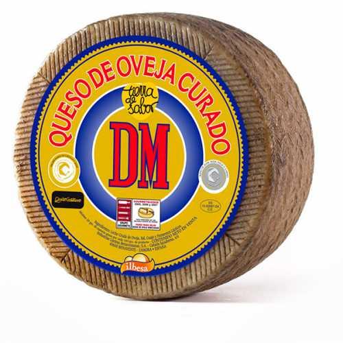 """NUEVO EN LA WEB Queso de Zamora """"DM"""" EN PROMOCION"""