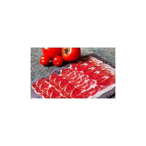 Paleta de Cebo Ibérica 50% Raza Ibérica Loncheada 1kg. (10 Sobres)