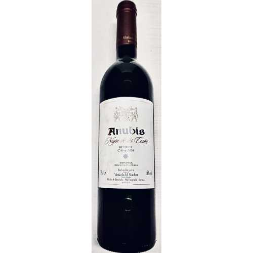 6 Botellas de Vino Tinto Reserva 2008 DO Empordà Negre de les Costes